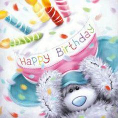 Birthday Happy Wishes Tatty Teddy Ideas For 2019 Happy Birthday Pictures, Happy Birthday Messages, Happy Birthday Greetings, Birthday Quotes, Tatty Teddy, Urso Bear, Teddy Images, Birthday Wishes For Friend, Birthday Cake Card