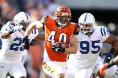 Watch NFL Live Streaming Cincinnati Bengals vs Indianapolis Colts Live Online Week 7 match will be kick off at Lucas Oil Multi-purpose stadium in Indianapolis, Indiana, Sunday 19 October 2014 onlin...