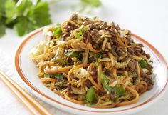 Crispy noodles add an irresistible crunch to these yummy noodles – It'll be a go-to weeknight dinner the whole family will adore.