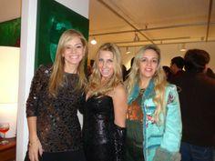 Marina Basem, Louise Alves e Lorena Shwartz