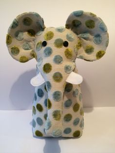 Elephant Door Stop. Exclusively designed & handmade by Billies Boards.