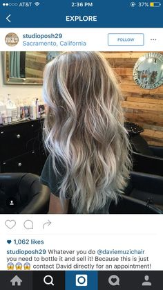 22 Ideas For Hair Goals Balayage Locks Brown Blonde Hair, Blonde Honey, Honey Hair, Hair Color And Cut, Blonde Balayage, Balayage Highlights, Honey Balayage, Brown Balayage, Gorgeous Hair