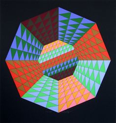 Victor Vasarely > Heisenberg