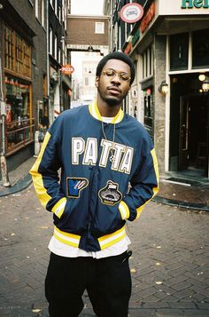 Patta x Mitchell & Ness Limited Edition Jackets