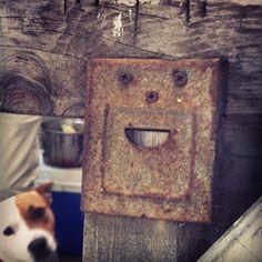 Briggs and a Smile by Zomerfeld, via Flickr