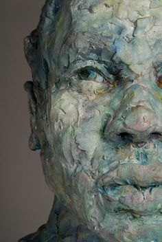 http://UpCycle.Club UpCycle Art & Life #HistoryProject presents Portrait Sculpture - Debra Balchen @upcycleclub