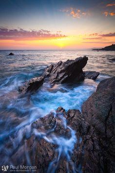 Freathy Beach, Whitsand Bay, South East Cornwall, UK