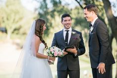 The Bride & Groom All Smiles | Wedding Dress: @AmyKuschel | Wedding Photography | Sweetness & Light Photography