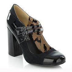 Holland Wax Fashion: CLASSIC OFFICE SHOES - LAKI 120