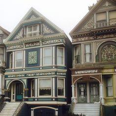 Les rues de San Francisco, Californie, USA