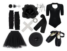 """Ballerina"" by horse-dance-princess on Polyvore featuring Capelli New York, Monki, Boohoo and BERRICLE"