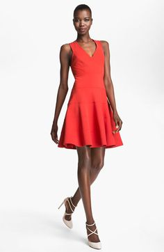 34b6c5d973e Robert Rodriguez Seamed Fit  amp  Flare Dress available at  Nordstrom Kate  Northrup