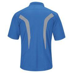 Detroit Lions Men's Team Logo Polo Shirt - Blue Xxl, Multicolored