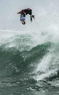 This Is Iain Campbell, Arguably the Best Bodyboarder in the World Today