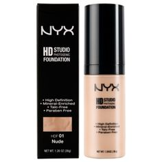 NYX HD Foundation. As Close to a Dupe to Makeup Forevers HD Foundation you will find at a good Price point. I actually think it has better staying power.