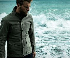Aether Skyline Features Stylish Motorcycle Jackets With Safety in Mind #oreo trendhunter.com