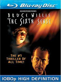 """""""The Sixth Sense"""" ~ Bruce Willis & Haley Joel Osment 1999"""