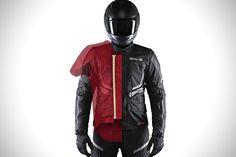 Schutz für Motorradfahrer: Airbag-Jacke Tech Air von Alpinestars