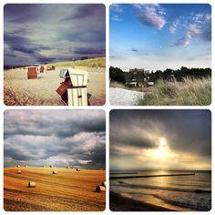 Darß. Mecklenburg-Vorpommern. Fotos von Susi Ackstaller. http://mama-im-job.de/familie/karriere/susi-ackstaller-texterella