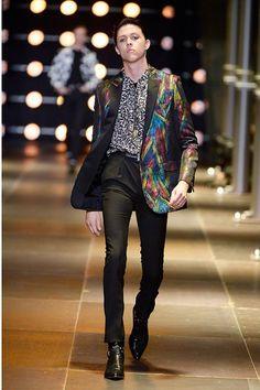 Saint Laurent by Hedi Slimane Menswear Collection