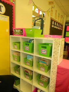 Fabulous and Fun 4th Graders: Tada....Classroom Reveal