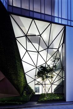 48 North Canal Road Building, Singapore by  WOHA Architects