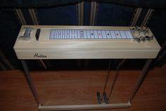 Custom pedal steel guitar maker in NC