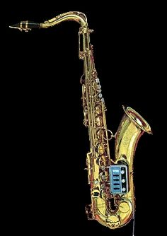 Saxophone - Plugged In