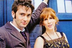 My favorite Doctor and companion :)