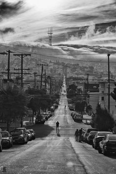 Martin Bailey Photography - City & Transport/The Streets of San Francisco