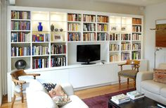 A place for everything…reading room