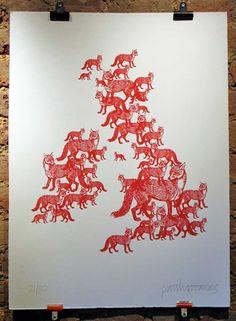 Patrick Thomas foxes