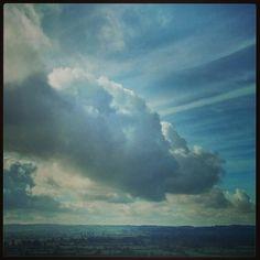 Blackmore Vale sky