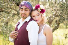Un mariage inspiré du festival de Coachella… Version camarguaise! Image: 7