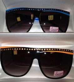 Check out the colored 'Rock Candy' from Snooki by Nicole Polizzi #Sunglasses
