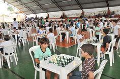 Patrocínio – 8º Torneio de Xadrez de Patrocínio reúne mais de 100 participantes