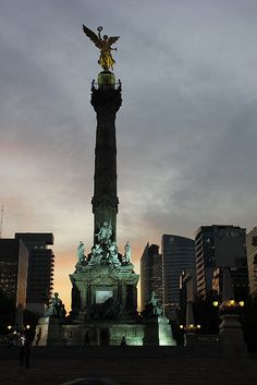 Angel de la Independencia by RAGUA75