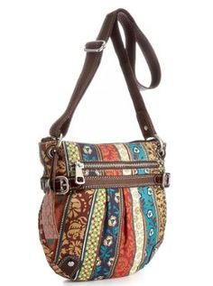 Stay organized while making a statement! Gingerich Group #fashion #fossil #purse