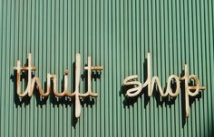 August 17 is National Thrift Shop Day! Everybody needs to celebrate!