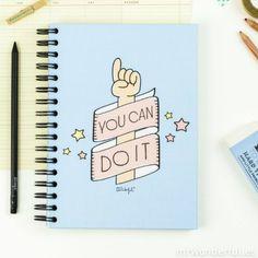 Beležka - You can do it