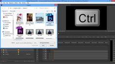 Curso Adobe Premiere CC. Aula 02. Importar Arquivo e Janela Project