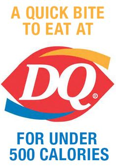 Fast food options under 500 calories!