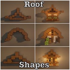 Minecraft Bauwerke, Minecraft Cottage, Cute Minecraft Houses, Minecraft Medieval, Amazing Minecraft, Minecraft Tutorial, Minecraft Blueprints, Minecraft Designs, Minecraft Crafts