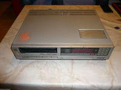 Sony SL-T20ME Betamax Videorecorder, nur Auswurfmechanik defekt, sonst OK   eBay