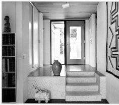 Frank Kacmarcik's Breuer-designed house