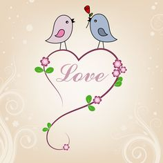 Cute birds with valentines day card vector 03 - https://www.welovesolo.com/cute-birds-with-valentines-day-card-vector-03/?utm_source=PN&utm_medium=wcandy918%40gmail.com&utm_campaign=SNAP%2Bfrom%2BWeLoveSoLo
