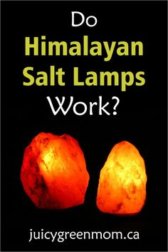 Do Salt Lamps Help With Depression : Science Proves Himalayan Salt Lamps Fight Anxiety and Depression Anxiety, Himalayan salt and ...
