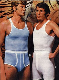 This is how men wear their undie sexy in 1970's. 22 Sexy 1970s Mens Underwear Ads