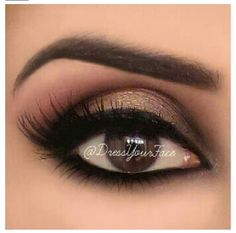 Perfect for brown eyes!