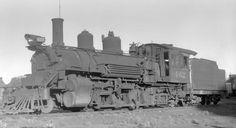 D&RGW 462 -